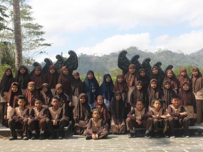 Kunjungan Edukatif Jenjang 5 ke Desa Wisata Candirejo Borobudur